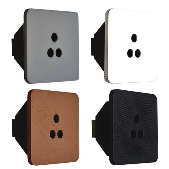 smartLEDs DELTA stair optical sensor with square cover