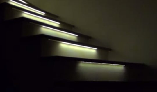 LED light wave